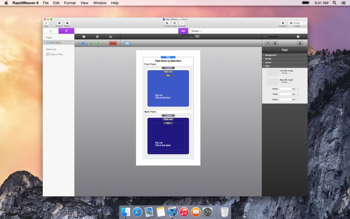Flipit screenshot
