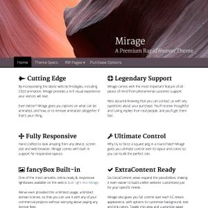 Mirage icon