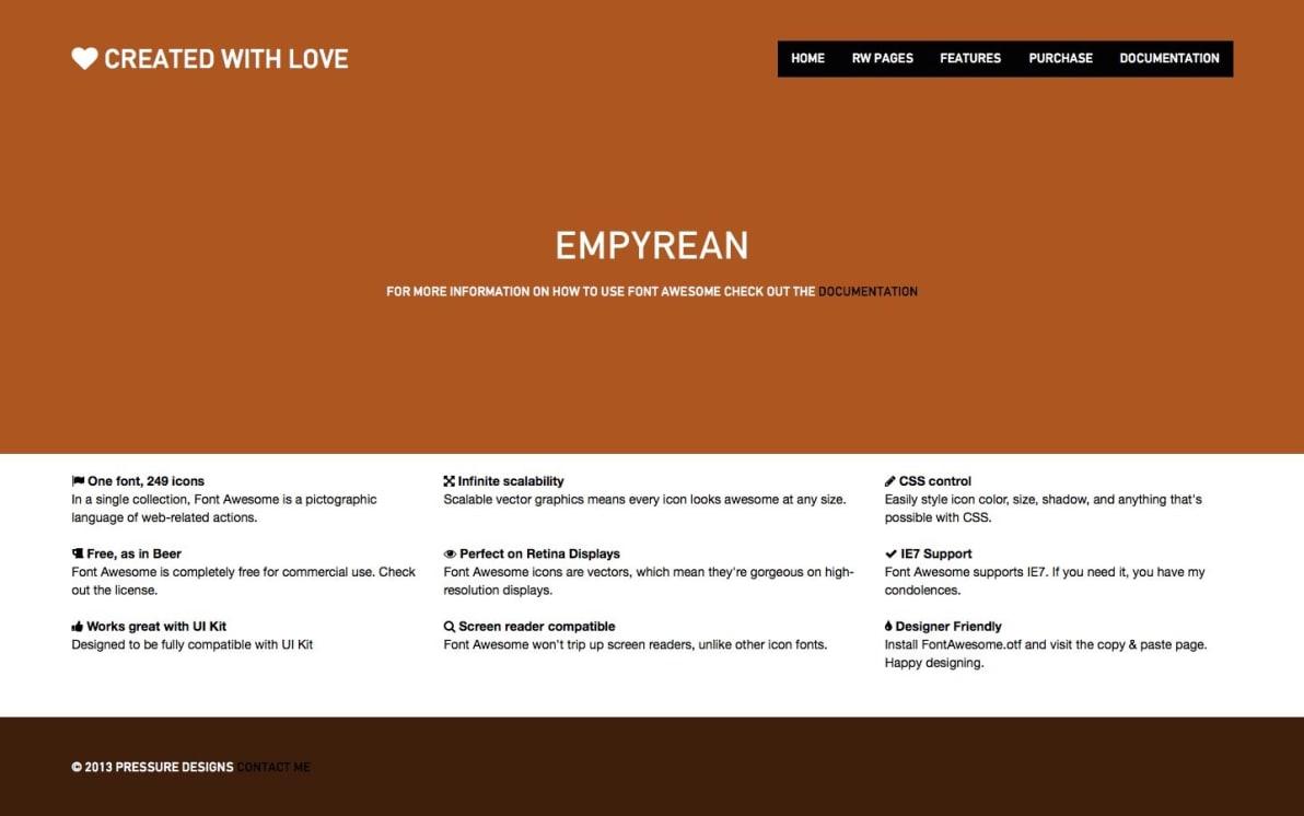 Empyrean screenshot