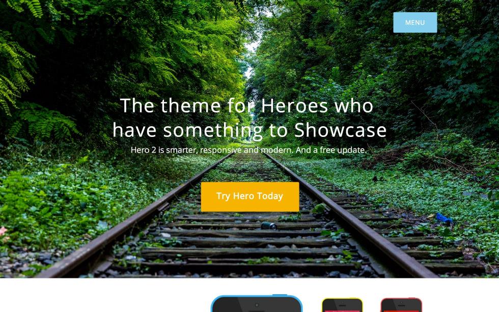 Hero screenshot