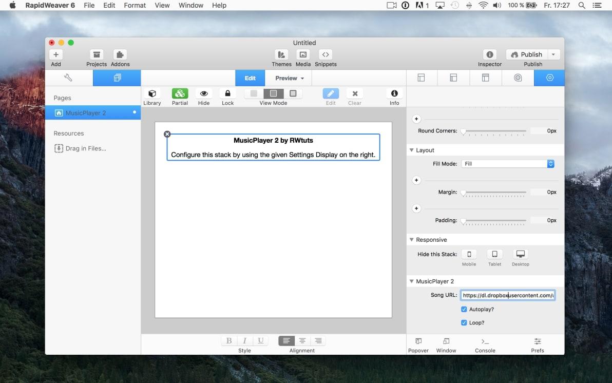 MusicPlayer 2 screenshot