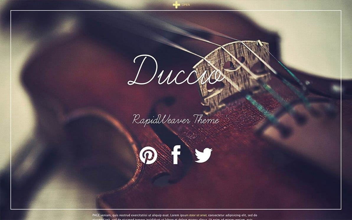 Duccio screenshot