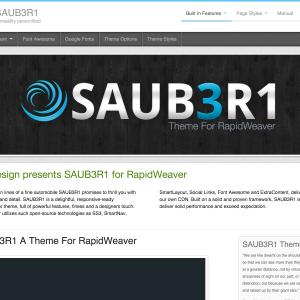 seyDesign SAUB3R1 icon