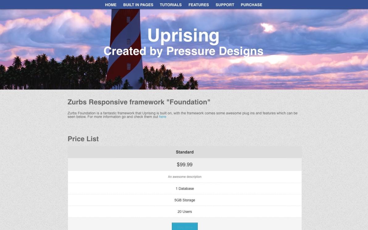 Uprising screenshot