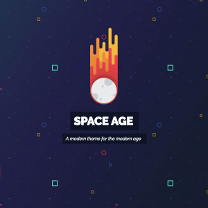 Space Age icon