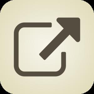 ExternalLinkIcon Stack icon