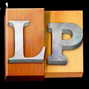 Letterpress icon