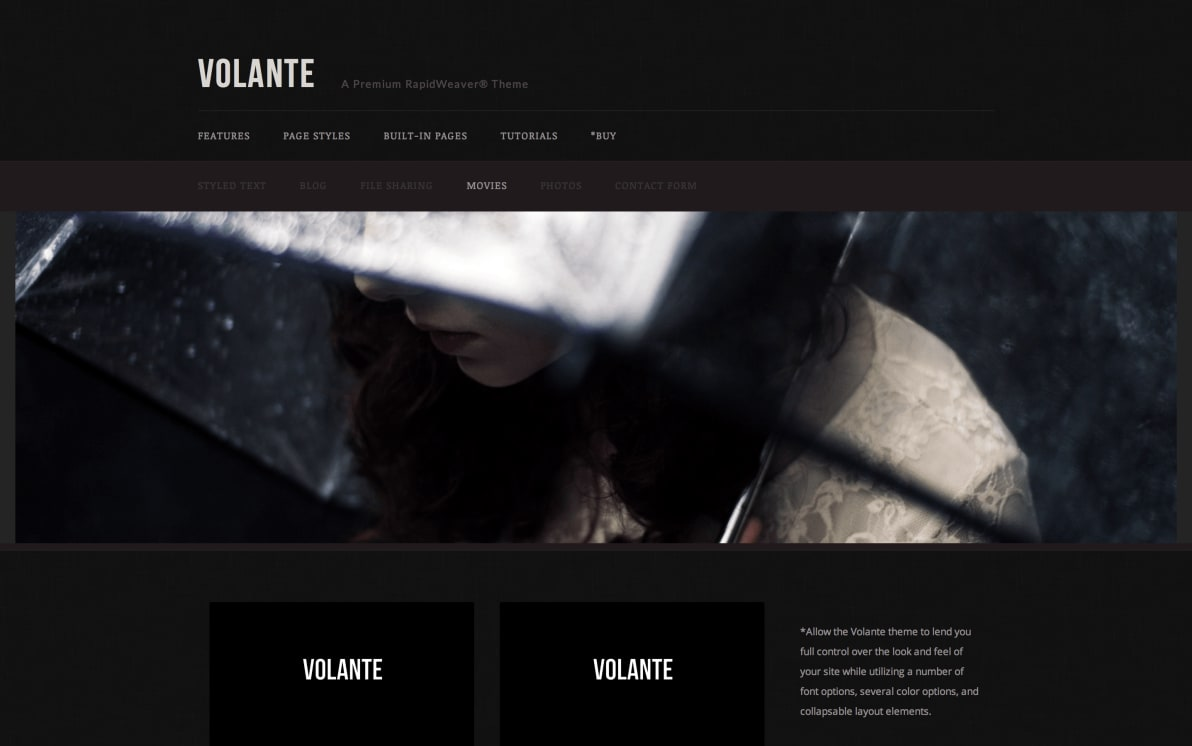 Volante screenshot