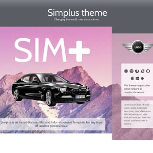 Simplus icon