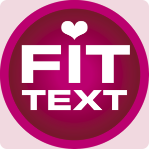 TextFit Stack icon