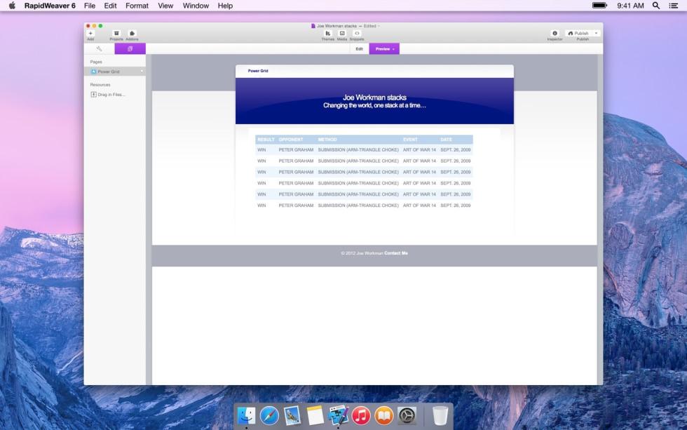 Power Grid screenshot