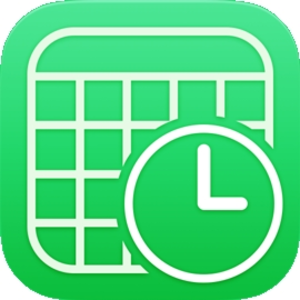 Scheduled Publisher icon