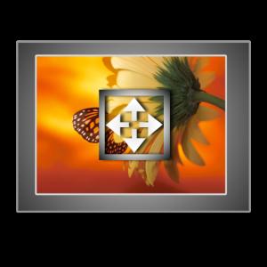 Simple Responsive Image icon