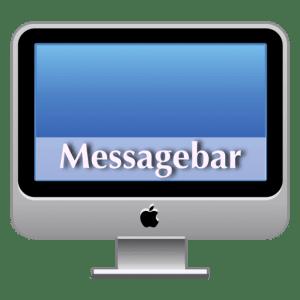 Message Bar icon
