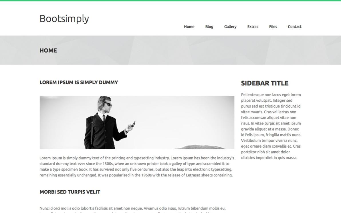 Bootsimply screenshot