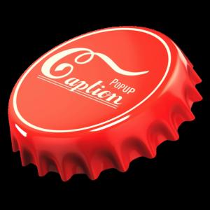 Popup Caption icon
