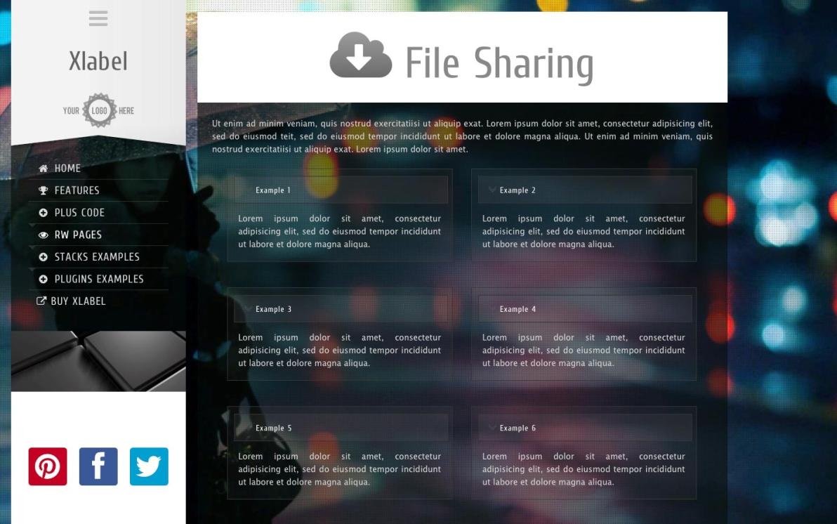 Xlabel screenshot