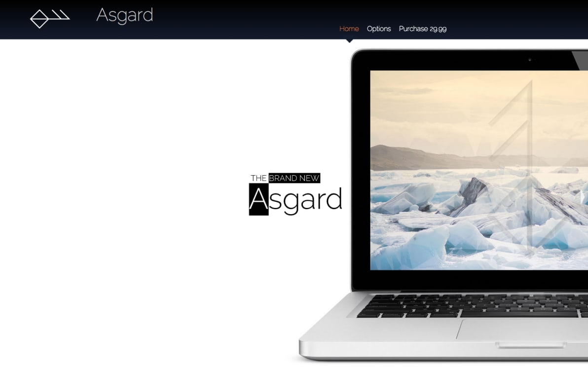 Asgard screenshot