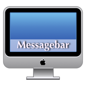 Message Bar icon