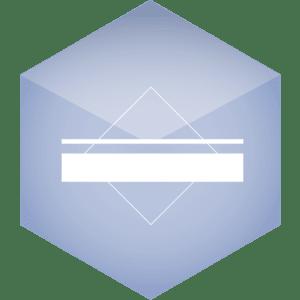 Simple Divider icon