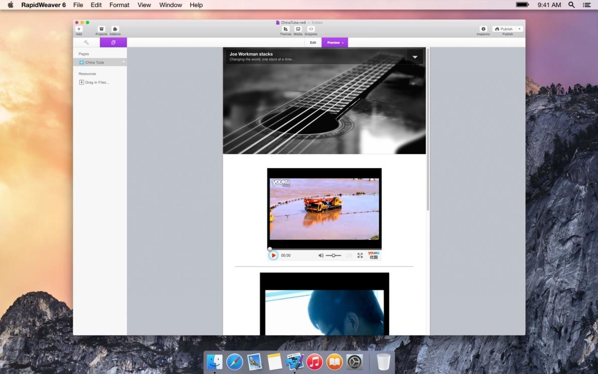 ChinaTube screenshot