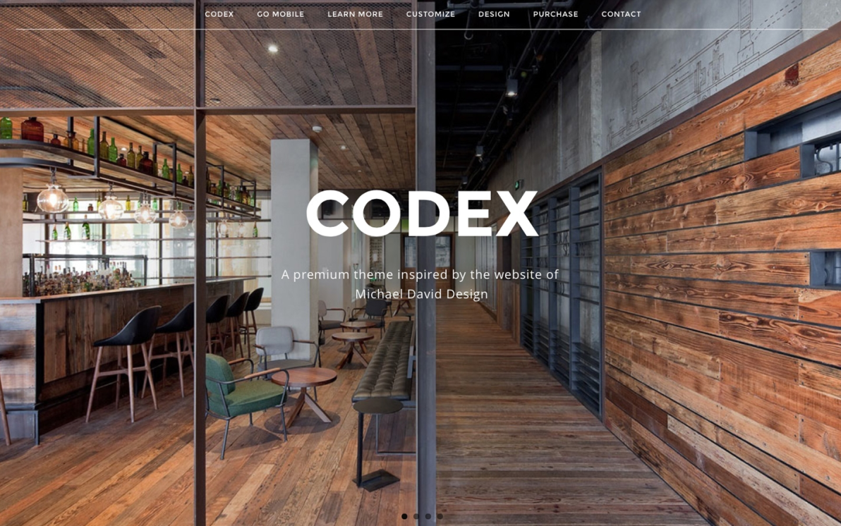 Codex screenshot