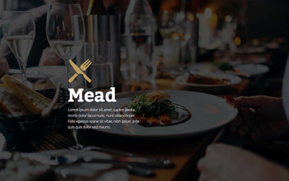 Mead screenshot