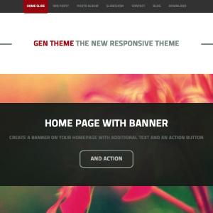 GEN Theme icon