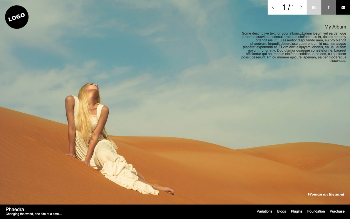 Phaedra screenshot