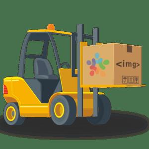 Warehouse Image icon