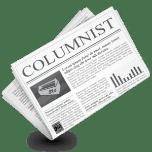 Columnist icon