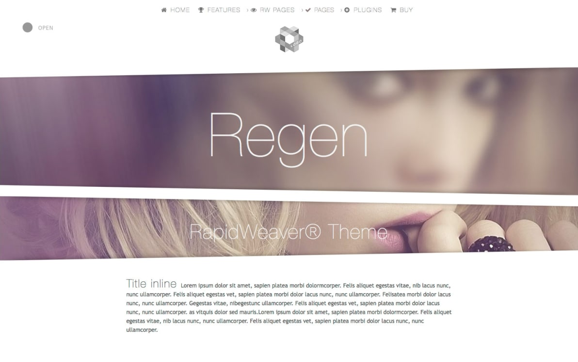 Regen screenshot