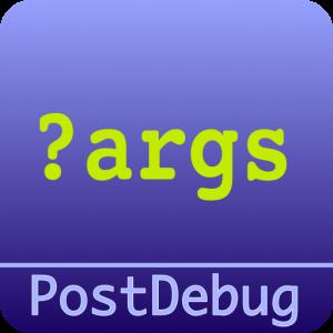 PostDebug Stack icon