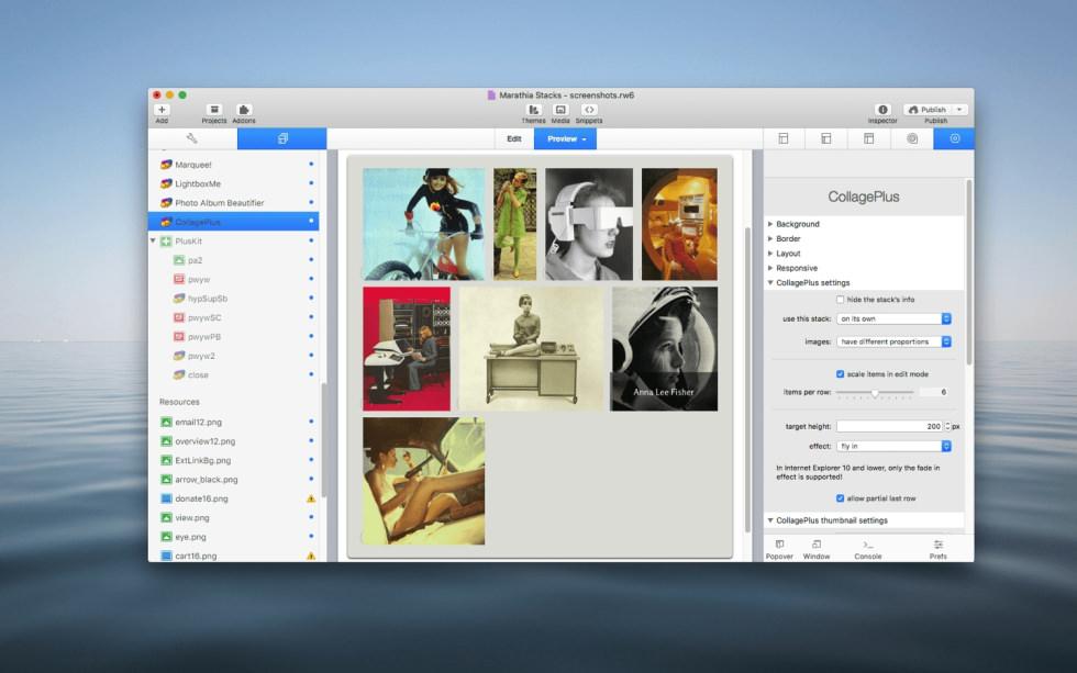 CollagePlus Stack screenshot