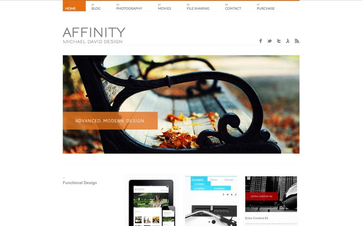 Affinity screenshot