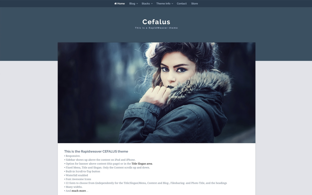Cefalus screenshot