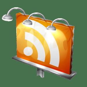 RSS Typewriter icon