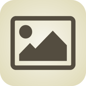 Simple Background Image Stack icon
