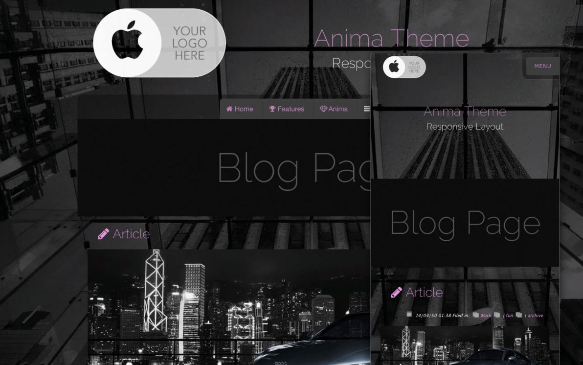 Anima screenshot