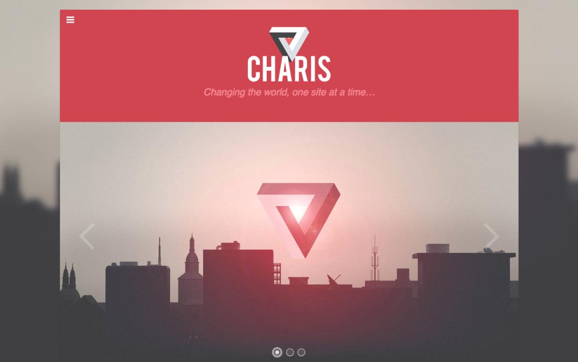 Charis screenshot