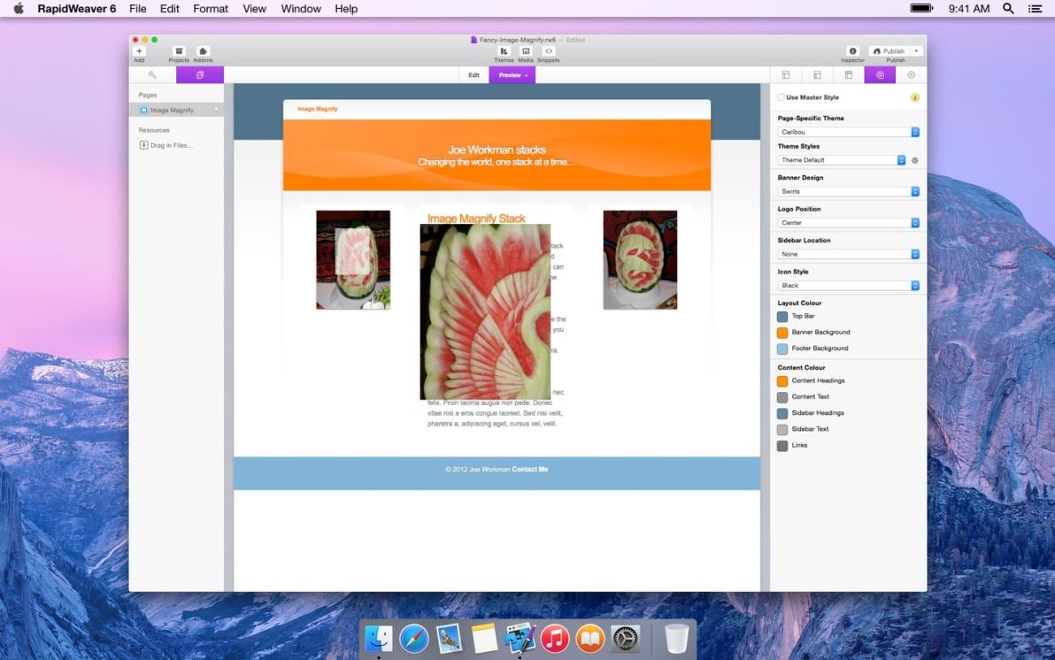 Magnify Image screenshot