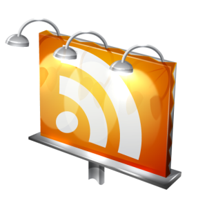 RSS Ticker icon