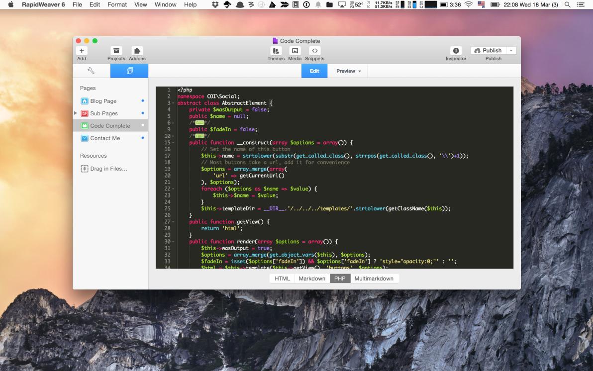 Code Complete screenshot