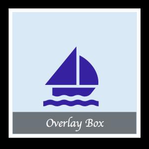 Overlay Box icon