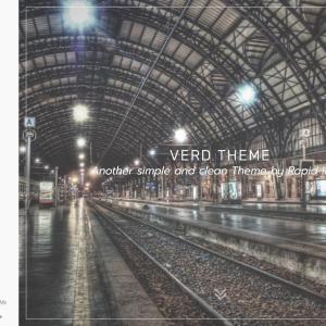 Verd Theme icon