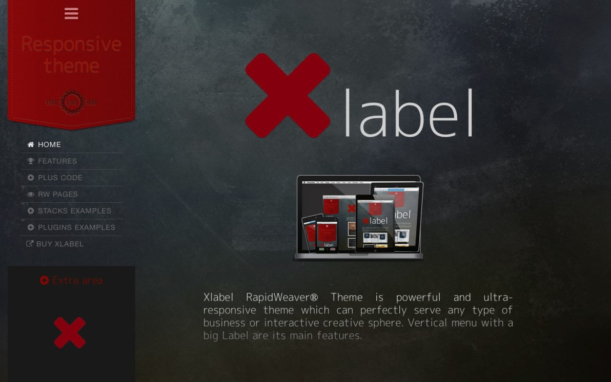 Xlabel screenshot
