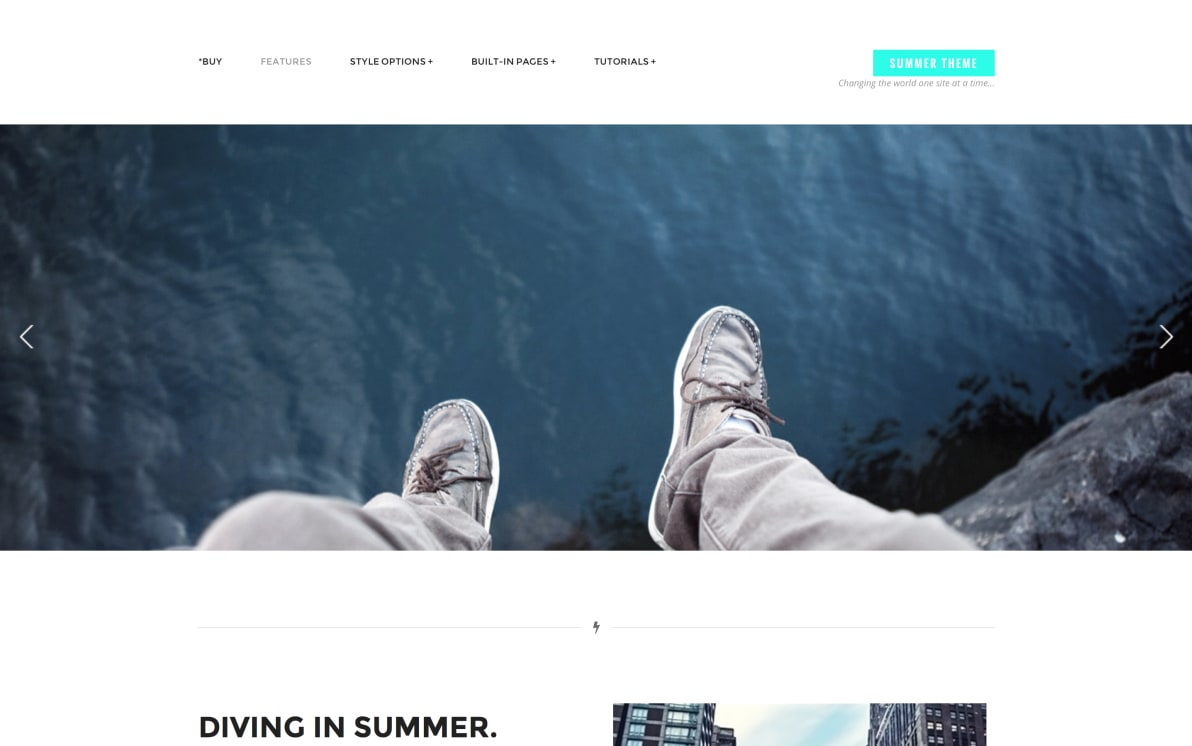 Summer screenshot