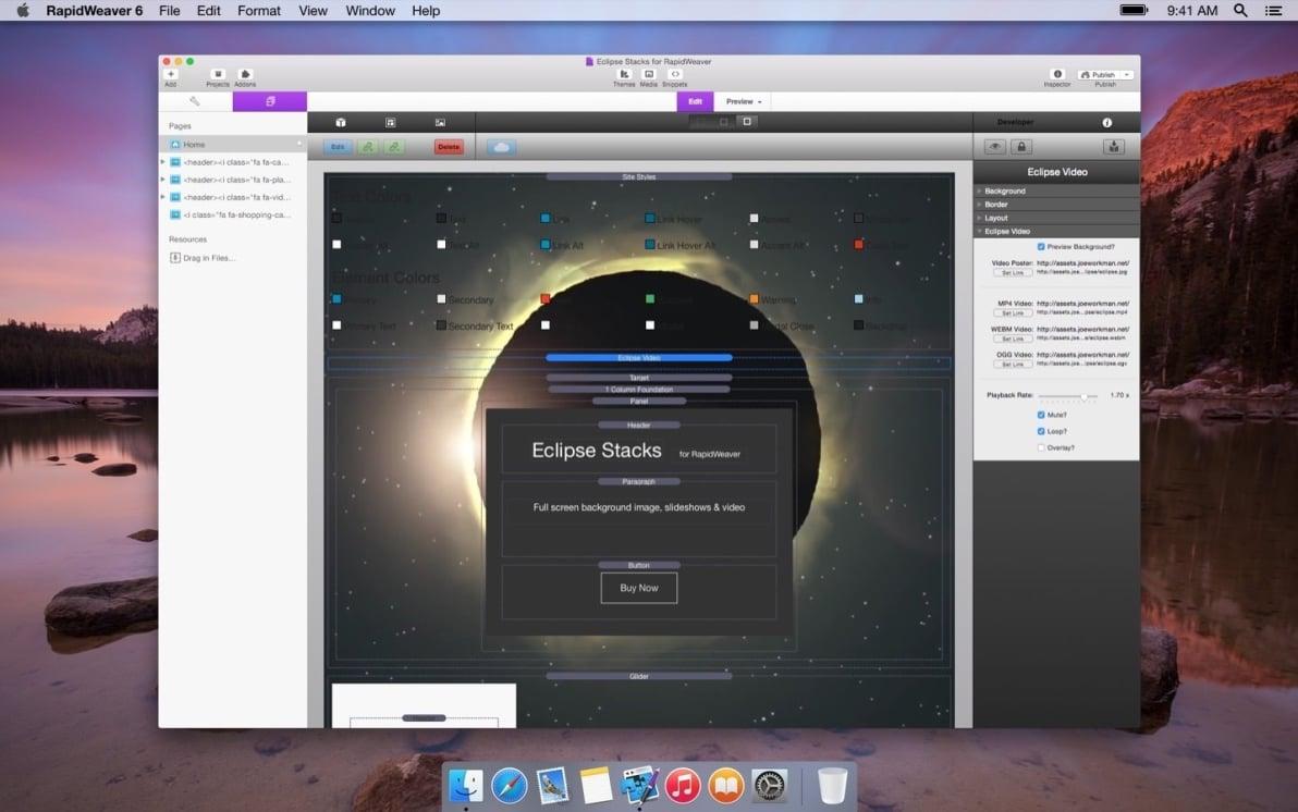 Eclipse Backgrounds screenshot
