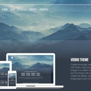 Vidrio Theme icon