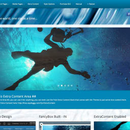 oHover RapidWeaver Stack by WeaverThemes — RapidWeaver Community